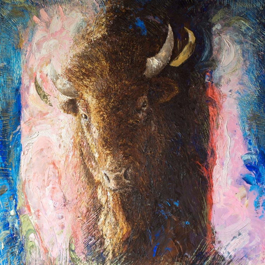 Buffalo Blue
